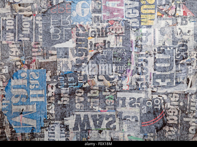 Newspaper Background Texture Stock Photos amp Images Alamy