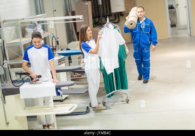 Laundry Service Stock Photos & Laundry Service Stock Images - Alamy