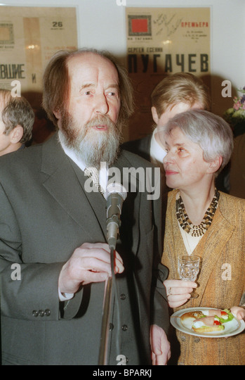russia and alexander solzhenitsyn For a time, the soviet  but he was never quite in step with the new russia to solzhenitsyn, russia meant the old russia of the 19th century, a nostalgic,.