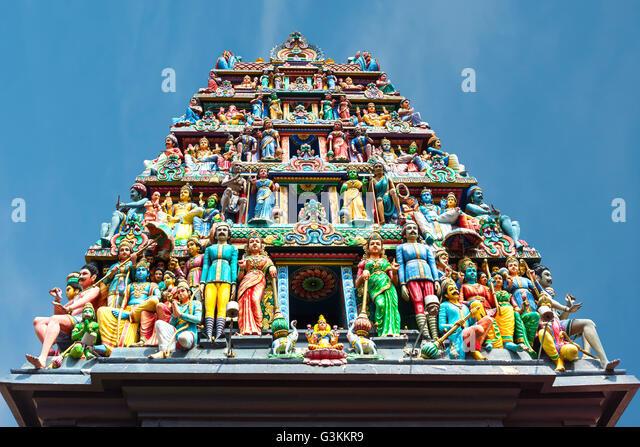 Hindu Place Of Worship Stock Photos & Hindu Place Of ...
