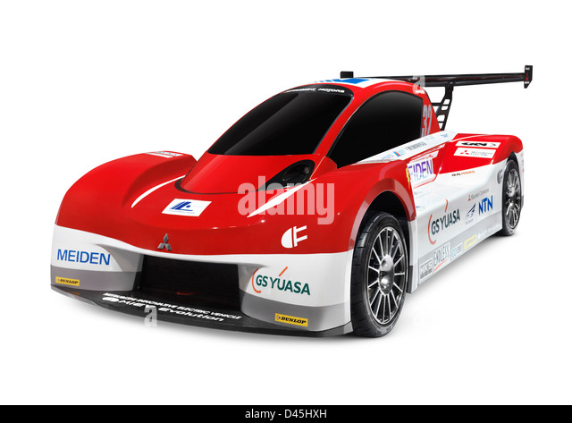 Race Cars Cut Out Stock Images Pictures Alamy