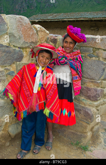 Peruvian Clothing Traditional Men