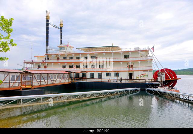 Branson riverboat gambling