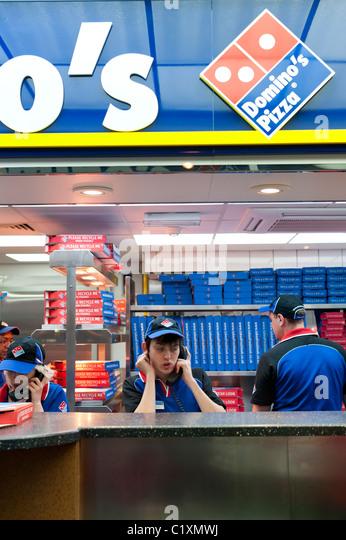 Uk Dominos Pizza Stock Photos & Uk Dominos Pizza Stock ...