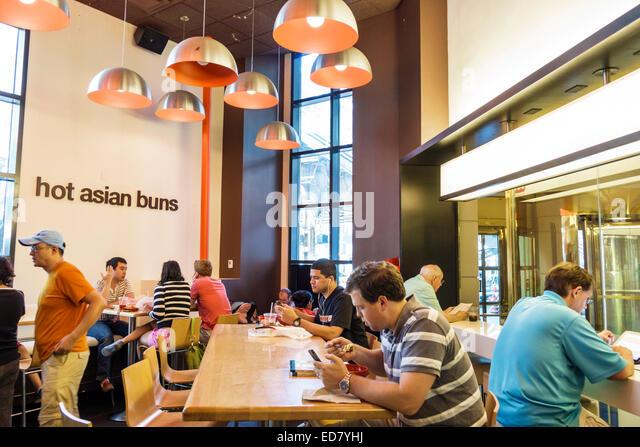 Hot Asian Buns Restaurant Chicago