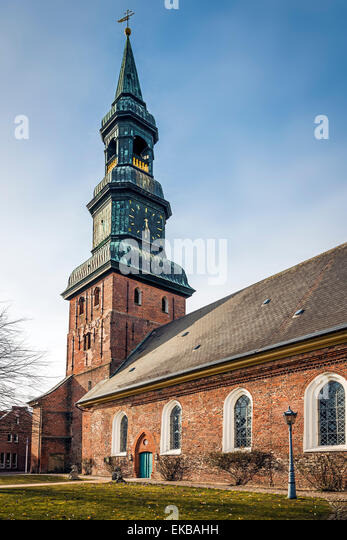 Church In T├Ânning   Stock Image