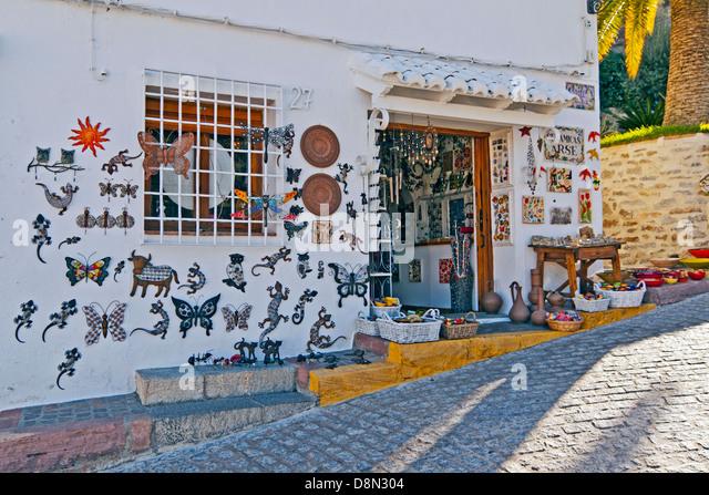 Spanish souvenirs stock photos spanish souvenirs stock for Arce ceramicas