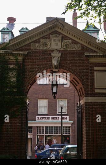 Gate of Harvard Yard H...