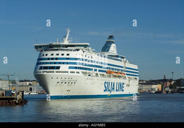 Silja Serenade Stock Photos & Silja Serenade Stock Images - Alamy