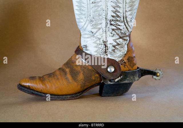 Cowboy Boots And Spurs Stock Photos & Cowboy Boots And Spurs Stock ...