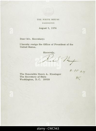 Nixon Impeachment Stock Photos & Nixon Impeachment Stock Images
