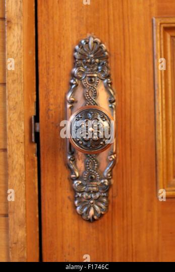 Brass Doorknob Stock Photos Brass Doorknob Stock Images Alamy
