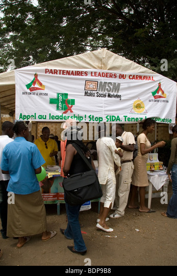 hiv aids in cameroon From the 05% percentage rate observed in 1990, cameroon's share of the population infected with hiv significantly rose over the years and reached a peak in 2003 with an observed 53.