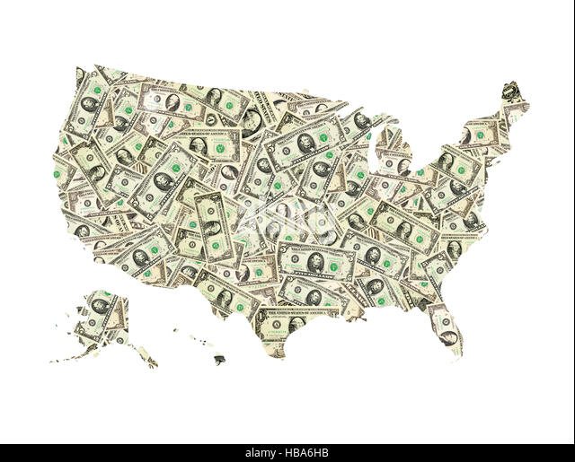 Southern States Map Usa Stock Photos Southern States Map Usa - Southern map of usa