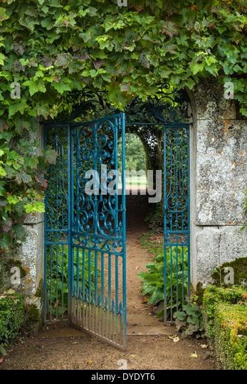 Garden Gate Arch Stock Photos Amp Garden Gate Arch Stock