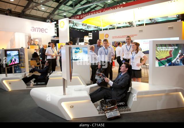 Shell Photography Exhibition : Racing simulator stock photos