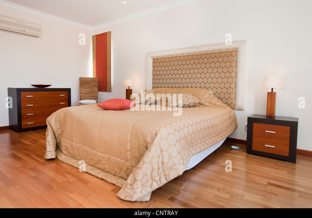 Show bedroom apartment room stock photos show bedroom for Well decorated bedroom