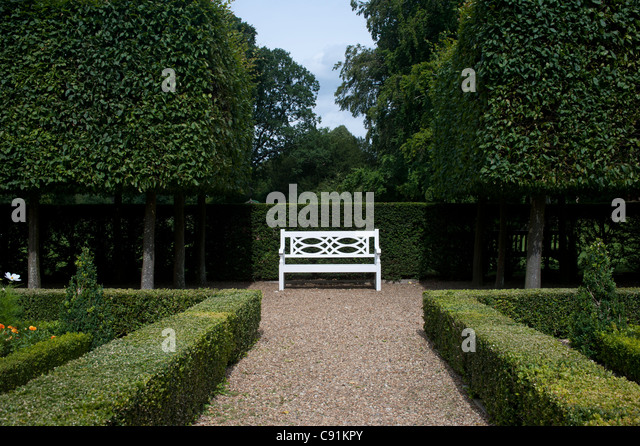 Formal Garden Design Stock Photos & Formal Garden Design Stock