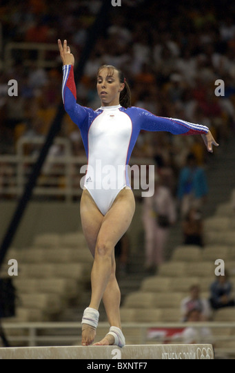 French Gymnast Springs A Leak Pictures to Pin on Pinterest ...