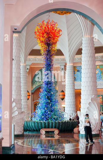 Hotel Foyer Glass : Dubai hotel foyer stock photos