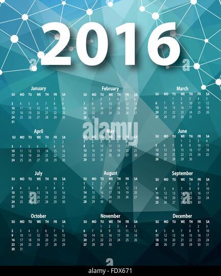 2016 Calender Stock Photos & 2016 Calender Stock Images - Alamy