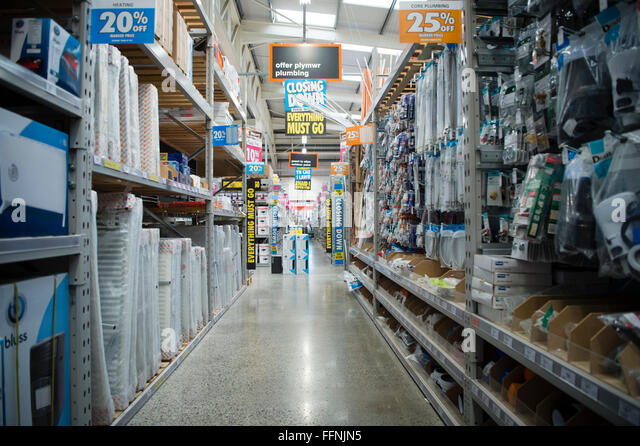 Do it yourself shop stock photos do it yourself shop stock inside a branch of bq b and q diy do it yourself solutioingenieria Image collections