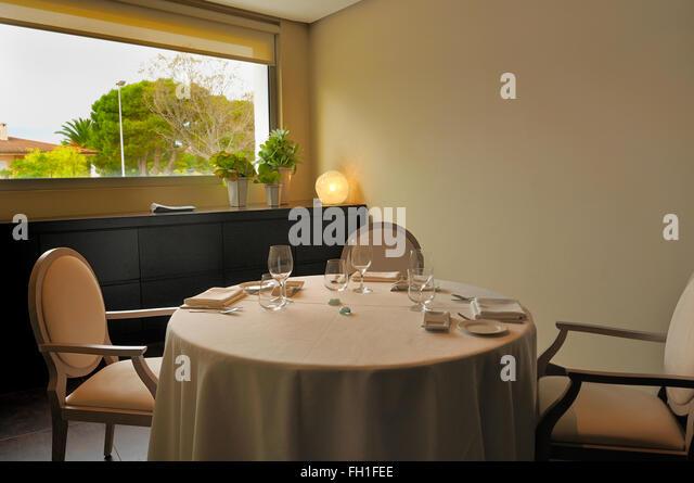 Macarena stock photos macarena stock images alamy for Restaurante jardin mallorca