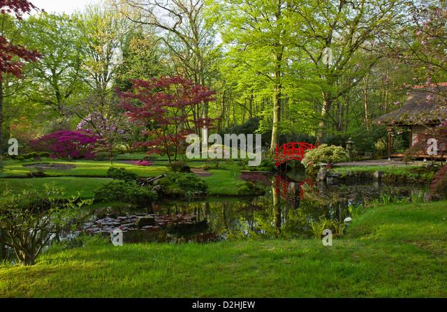 spring garden bridge park - photo #23