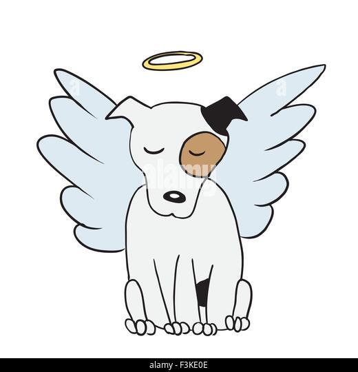 dog angel clipart - photo #17