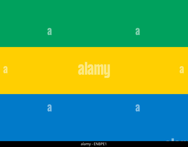 Gabon gabonese stock photos gabon gabonese stock images alamy national flag of the gabonese republic stock image sciox Gallery