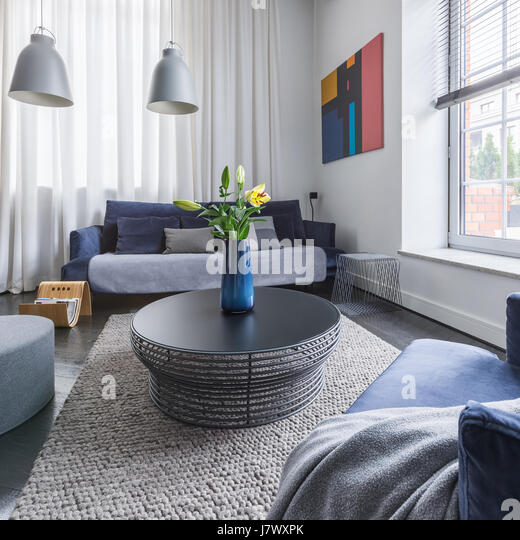 Small Studio Apartment Interior Stock Photos Small