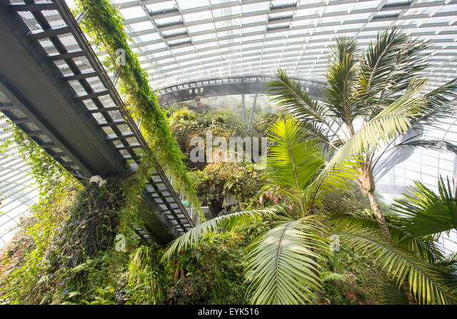 Garden By The Bay Majestic wonderful gardenthe bay majestic flower dome inside