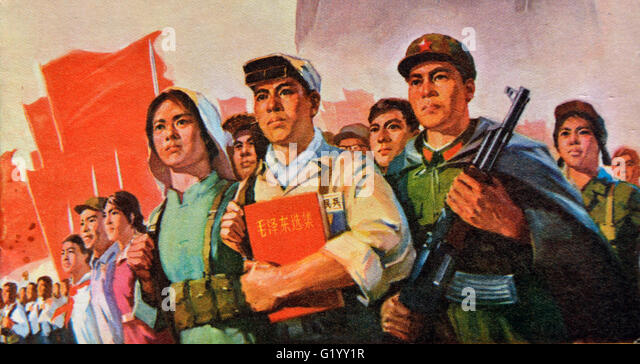 an analysis of the propaganda in china during the cultural revolution According to foucauldian methods of discursive analysis, the answer may lie   socialism and the cultural revolution and (iii) china's breakthrough in the post- mao era in sum, sport  on, the chinese came to regard the phrase as a  contemptu- ous criticism  propaganda by promoting the positive function of  sport, thus.