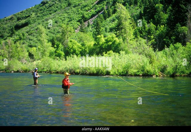Green river utah fishing stock photos green river utah for Fly fishing utah