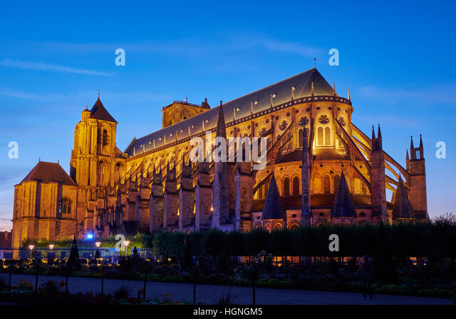 bourges cathedral stock photos bourges cathedral stock images alamy. Black Bedroom Furniture Sets. Home Design Ideas