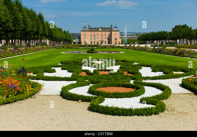 Schwetzingen stock photos schwetzingen stock images alamy for Garden design 18th century