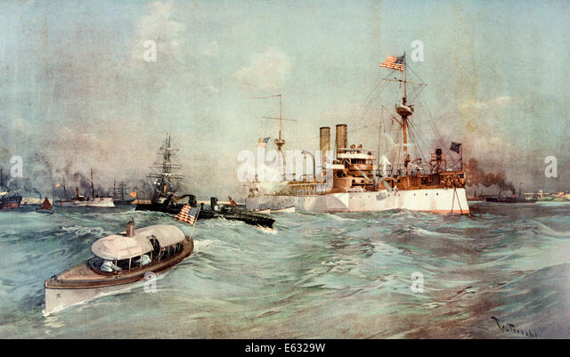 an spanish american war history essay This paper discusses about the war between spain and united states and the  summaries the causes of spanish and american war.