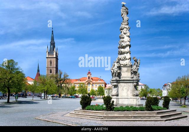 Mariansky Sloup Praha