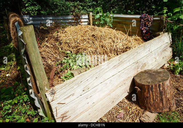 how to make a compost heap uk