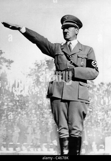how to say heil hitler