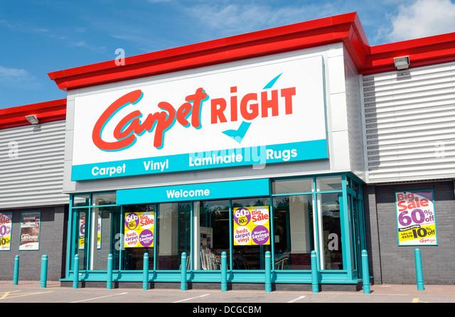 Carpetright Store Stock Photos & Carpetright Store Stock ...