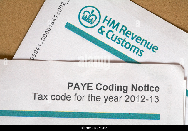 Paye stock photos paye stock images alamy - Hm revenue and customs office address ...