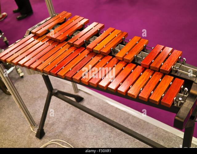 Xylophone stock photos images alamy