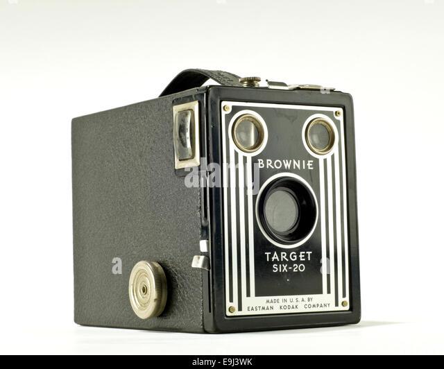 1940s Vintage Camera Stock Photos & 1940s Vintage Camera ...