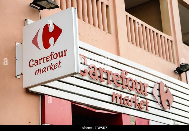 Carrefour hyper madrid