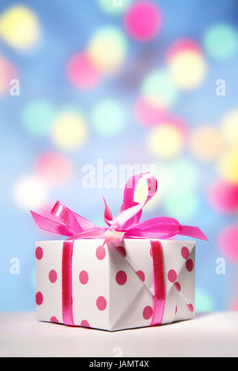 Gift Package,white Pink,background Lights,Christmas,Valentinstag,birthday,