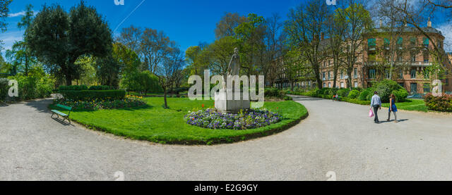 South west of france stock photos south west of france stock images alamy for Jardin royal toulouse