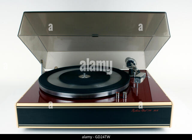 Record Player 1970s Stock Photos Amp Record Player 1970s
