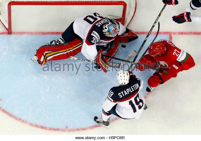 hockey jerseys online goalkeeper tim thomas of the u.s. c saves 2017 2014 iihf ice hockey world championship usa team