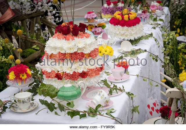 Sugarcraft And Cake Decorating Show : Sugarcraft Show Stock Photos & Sugarcraft Show Stock ...